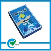 Quality Personalized Playing Card Printing for Paper Poker Printing with CMYK and Spot Colors for sale