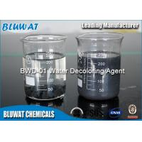 Buy cheap BWD-01 Dicyandiamide Formaldehyde Resin Decolourant Chemical in Textile Industry from wholesalers