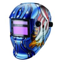 Quality Custom Welding Mask For MIG TIG Arc Welding Best Welding Helmet Decals American Flag Eagle Welding Hood for sale