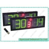 Quality Waterproof Outdoor Portable Football  Electronic Scoreboard With Led Display IP65 for sale