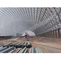 Quality Corrosion Resistant Lightweight Steel Truss Structure For Prefab House for sale