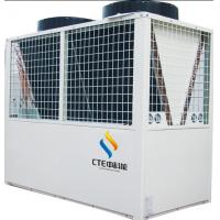 Quality 60KW low price module design air cooled chiller unit  central air conditioning for sale