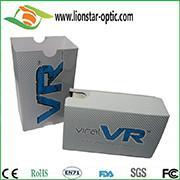 3d vr cardboard glasses newest google version Google Cardboard 2.0