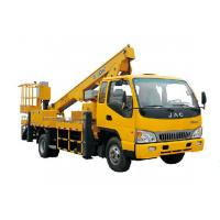 Quality 18m Aerial work platform construction vehicles XZJ5082JGK for sale
