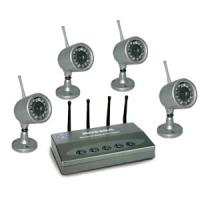 China View 4 Images CCTV Wireless Camera with water proof designed CX-W801J4 on sale