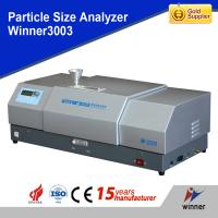 Dry sampling dispersion system winner3003 laser particle size analyzer for powder particle size distribution test