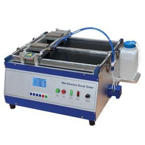 Quality ASTM D2486、ASTM D 3450、ASTM D 4213、ASTMD 4828、DIN EN 11330、EN ISO 11998  Wet Abrasion Scrub Tester  for sale