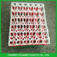 Quality OEM service fashionable 30- cell turnover egg tray for sale