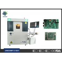 Quality BGA X Ray Inspection System , X Ray Pcb Inspection Machine Higher Test Coverage for sale