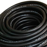 Buy cheap Custom rubber hose high pressure fuel line SAE 100 R6 hydraulic hose from wholesalers