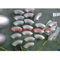 Quality TOBO GROUP Stainless Steel Elbow LR 45 / 90 Degree , A403-WP304L A403-WP316L WP321 , 321H . WP347. A8 for sale