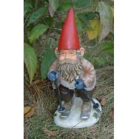 Quality polyresin garden gnome decoration for sale