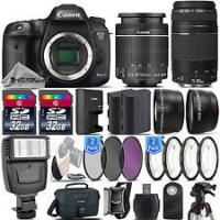 Quality Cheap CANON EOS 7D KIT W/ EF-S 15-85MM f/3.5-5.6 LENS DSLR Camera for sale