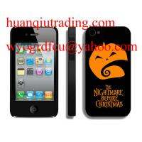 China New arrival Nightmare before christmas iPhone 4,4S,5,5S,Samsung galaxy case with skeletons on sale