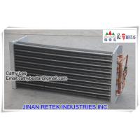 Quality Finned Tybe Copper Tube evaporator for refrigeration System for sale