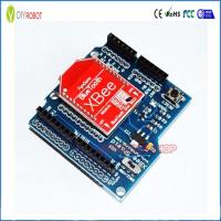 Quality RF Wireless Bluetooth Bee V2.0 HC-06 Module with Xbee V03 Expansion Board Shield for Arduino for sale