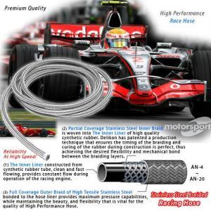 Quality Motorsport racing car High performance hose for sale
