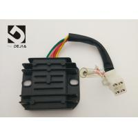 Quality Lifan 150cc Cg125 Motorcycle Regulator Rectifier Replacement Double Output for sale