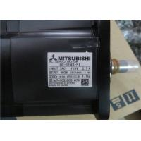 China Mitsubishi 400W Motor HC-UF43-S1 Industrial AC Servo Motor 3000rpm NEW in stock on sale