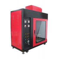 Quality Automotive Interior Material Flammability Testing Equipment With Timing System for sale