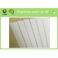Quality Grade AA  White Back Duplex Board Recycle Wood Pulp Paper For Packing for sale