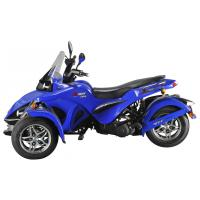 Quality CVT Three Wheels 250cc Utility ATV Water Cooled , Chain Drive for sale