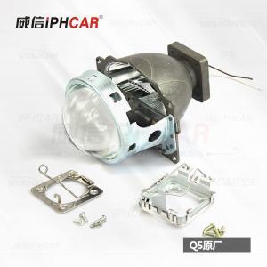 Quality Toyota spare parts super clear glass Aluminum Alloy Q5 Origin hid bi xenon projector lens for sale