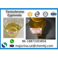 Quality Testosterone Cypionate Injectable Steroids Oils Testosterone Cypionate 250mg/Ml For Bodybuilding for sale