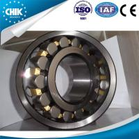 Quality Double row Brass cage spherical roller bearings cylindrical and tapered bore for sale