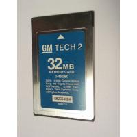 Quality GM V136.000 Isuzu Truck Diagnostic Software Cards 32MB For Euro4 / Euro 5 for sale