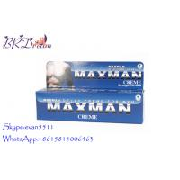 China Sex Products 100% Effective MAXMAN Penis Enlargement Cream For Male wholesale
