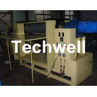 Quality PVC / WPC / Wooden Embossing Machine With Embossing Speed 0.5-15m/min, Frequency Control for sale