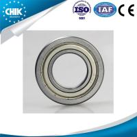 Quality High precision deep groove ball bearings with rubber and metal seal for sale