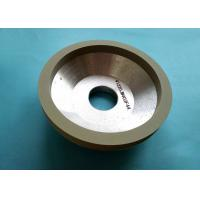 Quality Resin Bond Small Diamond Grinding Wheels Customize Shapes And Size for sale