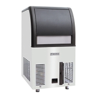 China High Performance Commercial Ice Maker Machine Fan Cooling Type Mini Size on sale