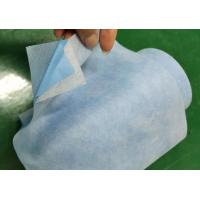 Quality Anti - Bacteria Medical Non Woven Fabric Blue color AAMI Level 4 for sale
