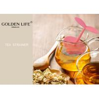 Quality Loose Leaf Tea Coffee Strainer Fine Mesh Filter Durable For Steeping Loose Tea for sale