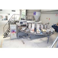 20 Stations PVC Air Blowing Injection Machine For Sole Production Line