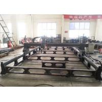 China 1 Flame Torch CNC Plasma Cutting Machine CNC6-2500X6000 1 Plasma Torch on sale