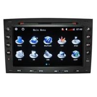 China 7 Auto DVD player for Renault Megane with GPS bluetooth on sale