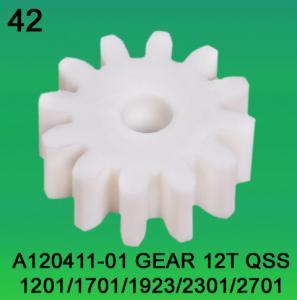 Quality A120411-01 GEAR TEETH-12 FOR NORITSU qss1201,1701,1923,2301,2701 minilab for sale