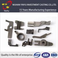 Quality Industrial Sewing Machine Parts Looper By Lost Wax Investment Casting Process for sale