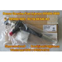 Quality Denso Genuine & New Common Rail Injector 095000-5800 095000-5801 6C1Q-9K546-AC for FORD FI for sale