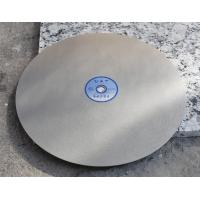 "10"" Steel Based Electroplated Diamond Grinding Plates of Jewelr Making Tools & Equipment"