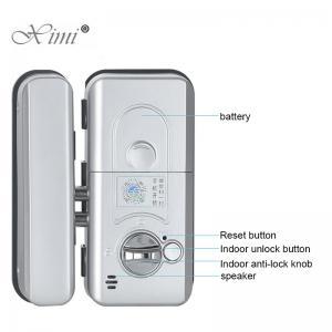 "Quality IP68 Waterproof 1.7"" Touch Screen Fingerprint Lock 0.5S XM-W for sale"