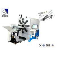 Quality 8mm 16 Axes Cam-Less CNC Control Spring Bending Machine with High-Efficiency for sale