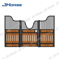 Buy Galvanized Horse Stall Fronts Feeders In Kentucky Prefab Houses at wholesale prices