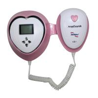 Quality with LED display Angelsounds fetal heart rate detector JPD-100S4  fetal doppler for baby monitor CE&CE approved for sale