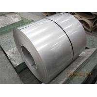 Quality Heat Exchanger Cold Rolled Steel Coil 1500mm Polished SUS202 / SUS201 for sale
