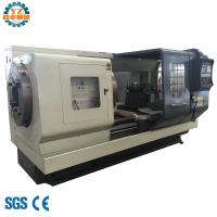 China CQK350 Heavy Duty CNC Pipe Threading Lathe Machine Manufacturer on sale